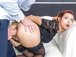 LETSDOEIT Big Cock Anal Makes Latina To Squirt-Veronica Leal anal blowjob hardcore