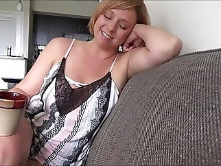 step mom blowjob cumshot handjob