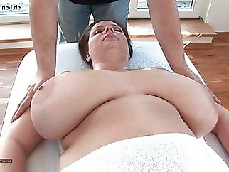 NJ massage blonde tits massage