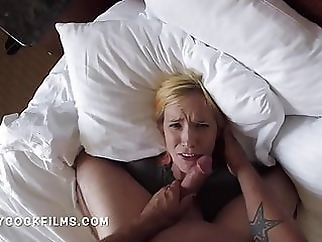 Son Takes What His Mom Won't Give Him - Extended Preview blonde hardcore redhead