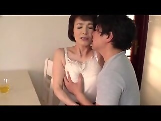 Hot japonese mom and stepson 11580 japanese mature amateur
