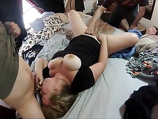 Random Craigslist Dudes Fill the Wife With Cum! amateur creampie cuckold
