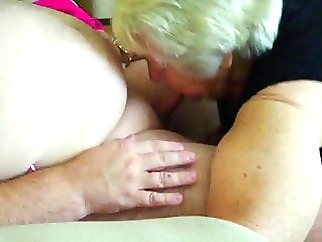85 year old granny sucking younger guy to orgasm amateur blowjob bbw