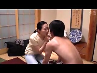 a affair with aunt in law 11440 granny japanese mature