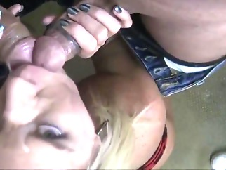 Very Artistic mature blonde american